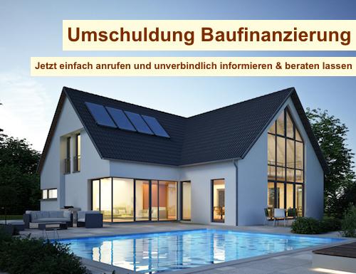 Umschuldung Baufinanzierung Berlin