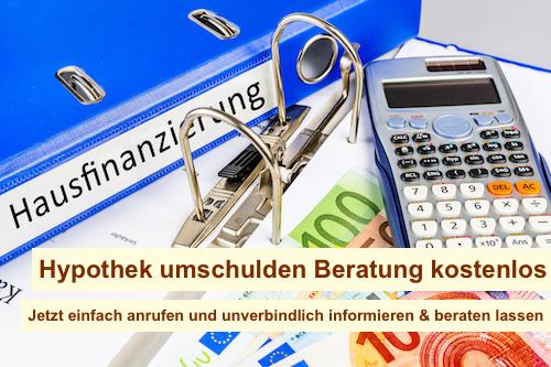 Hypothek umschulden Berlin