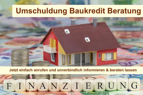 Umschuldung Baukredit Berlin