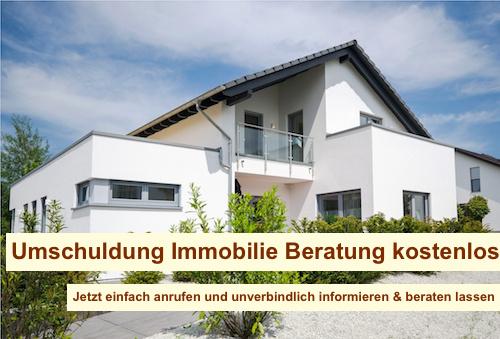 Umschuldung Immobilie Berlin